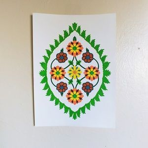 Accessories - Handpainted Wall Art